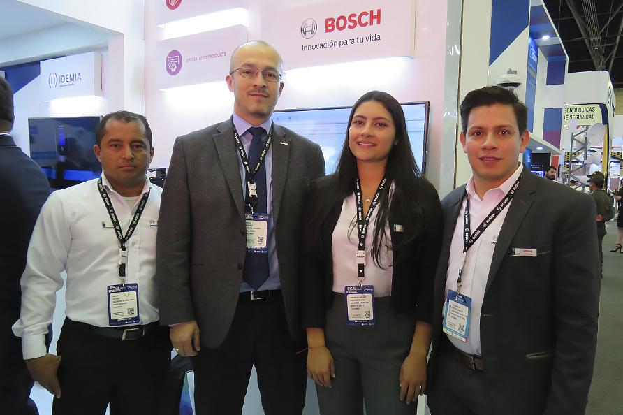 Bosch Miguel Baquero y Equipo