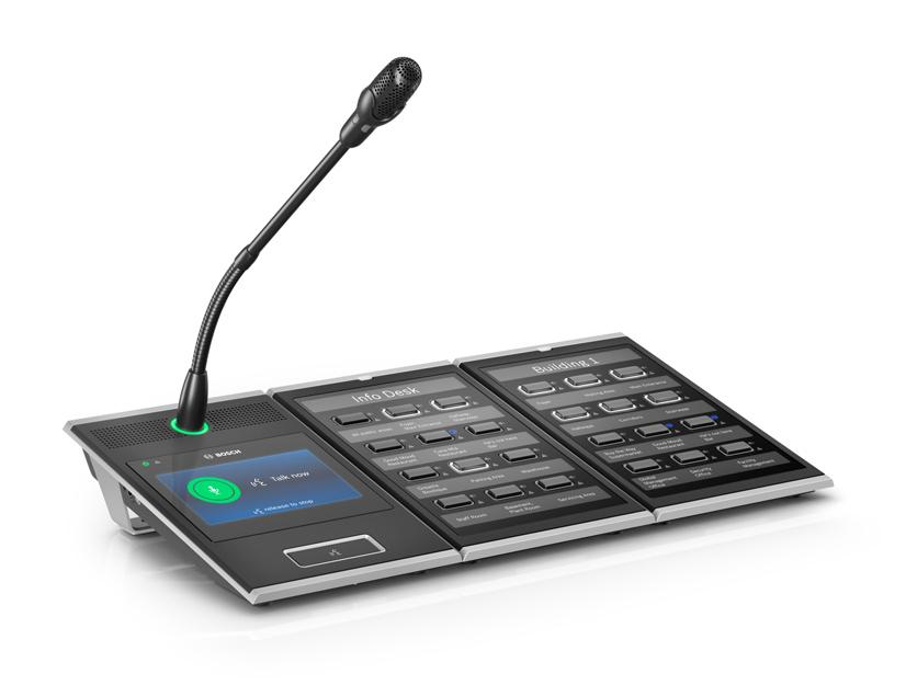 Bosch Sistema de Audio Evacuacion Praesensa 03