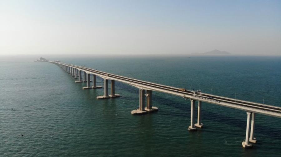 Puente Hong Kong Zhuhai Macao Bosch 2