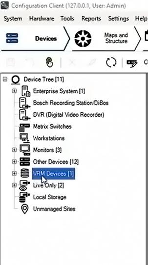 Bosch Cómo configurar grabación por movimiento en las noches y fin de semana 01