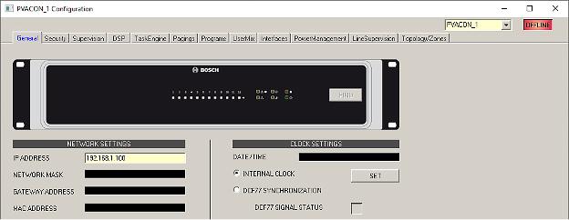 Bosch Paneles Avenar Sistemas Audio Evacuación Paviro 06