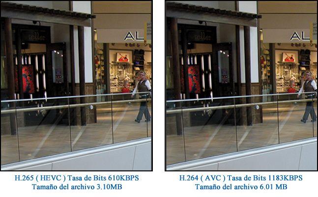 Comparacion-H-265-vs-H-264