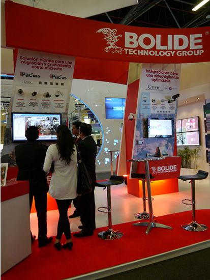 Stand Bolide 2