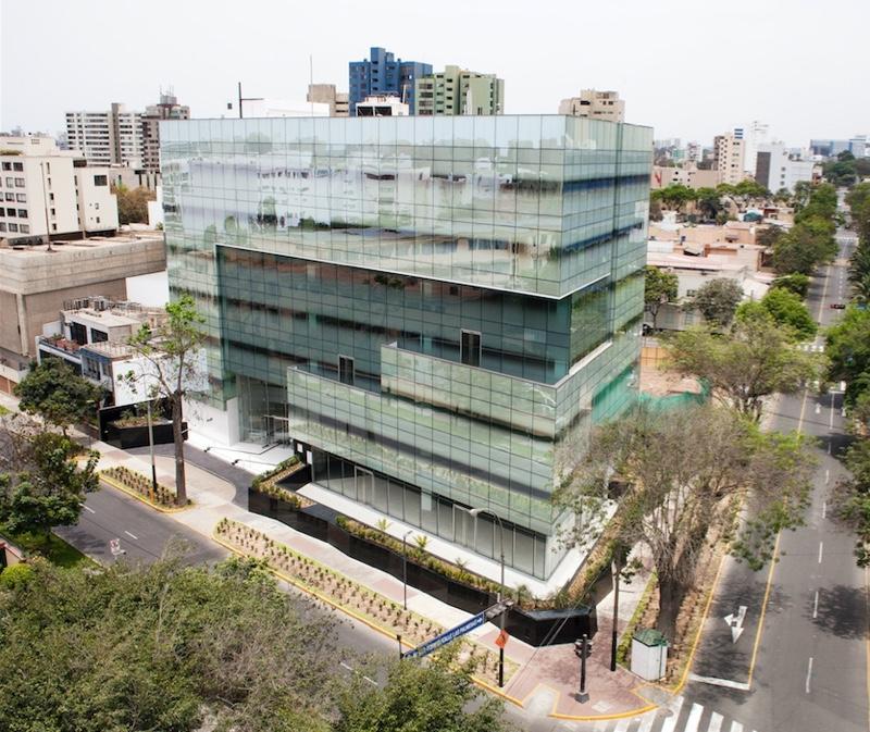 Urbanova- Boon Edam-edificio