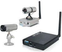 Camara CCTV Inalambrica