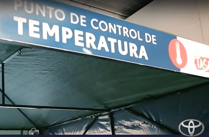 Dahua Caso de Exito Toyota Argentina Covid 19 01