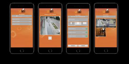 Dahua Softguard integración cámara apps 5