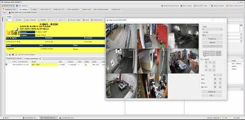 Dahua Softguard integración cámara sdk 3