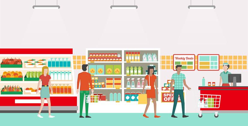 Draytek Caso de Exito Grocery Retail