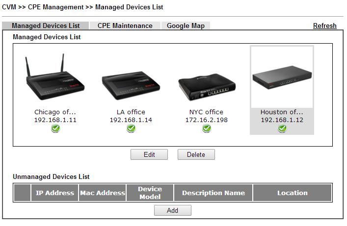 Configuracion VPN 8 - CVM CPE Management