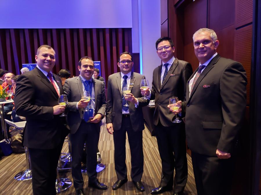 GVS presentacion alianza Dahua Technology 2