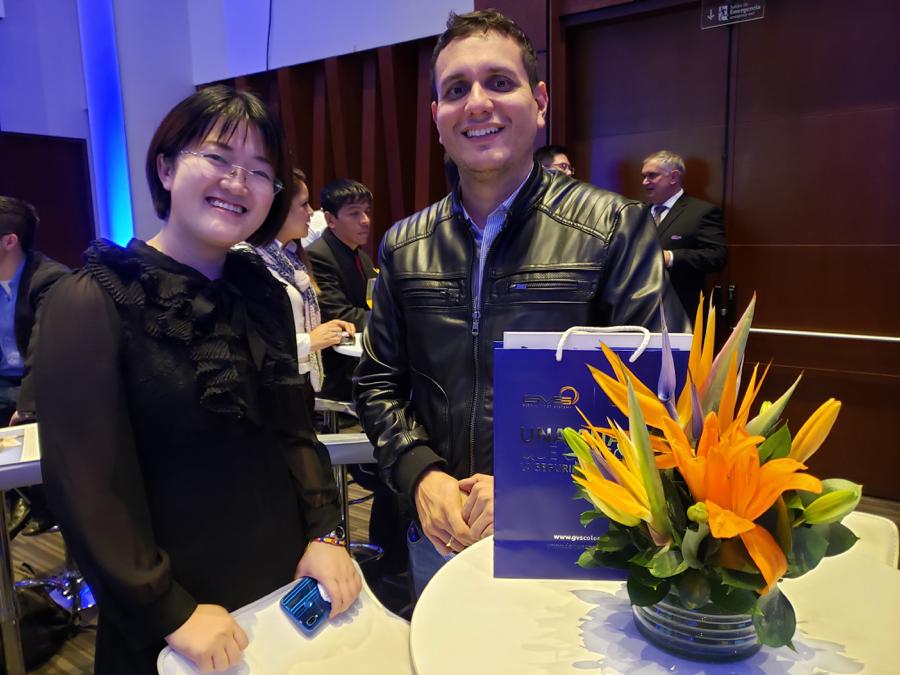 GVS presentacion alianza Dahua Technology 3
