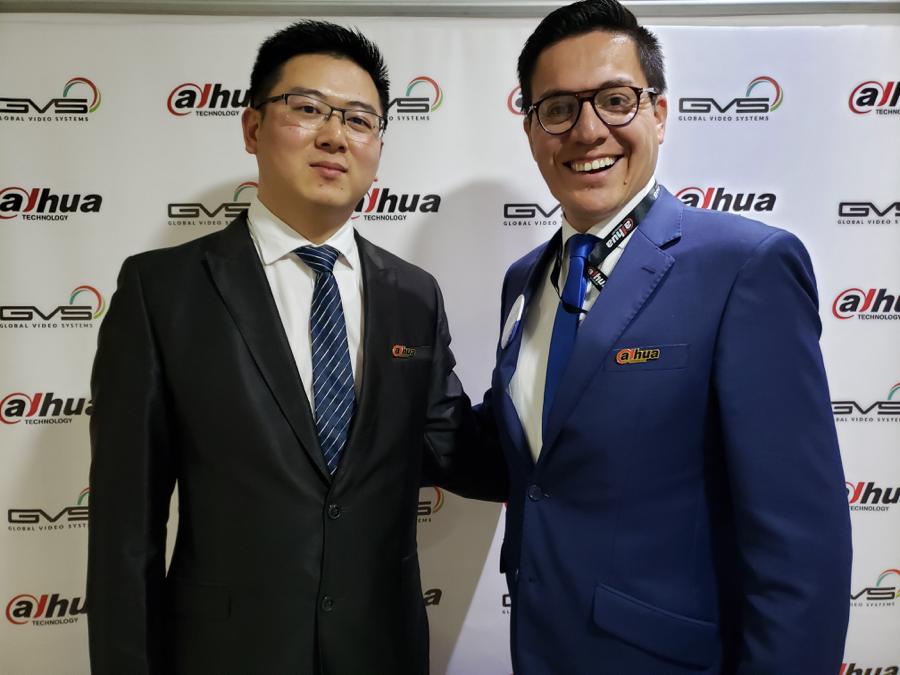 GVS presentacion alianza Dahua Technology 4