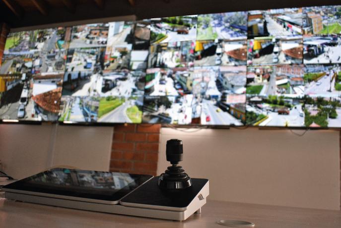 Centro de monitoreo Rionegro Hikvision 1 V2