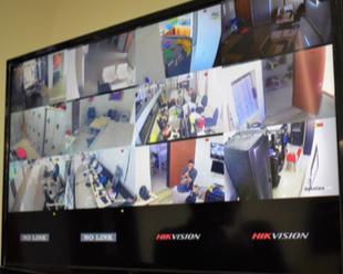 Centro de monitoreo Rionegro Hikvision 4