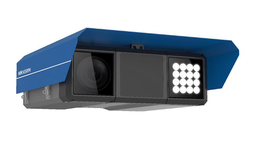 Hikvision camaras control de trafico 01