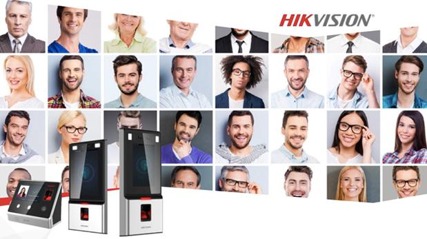 Hikvision reconocimiento facial 3