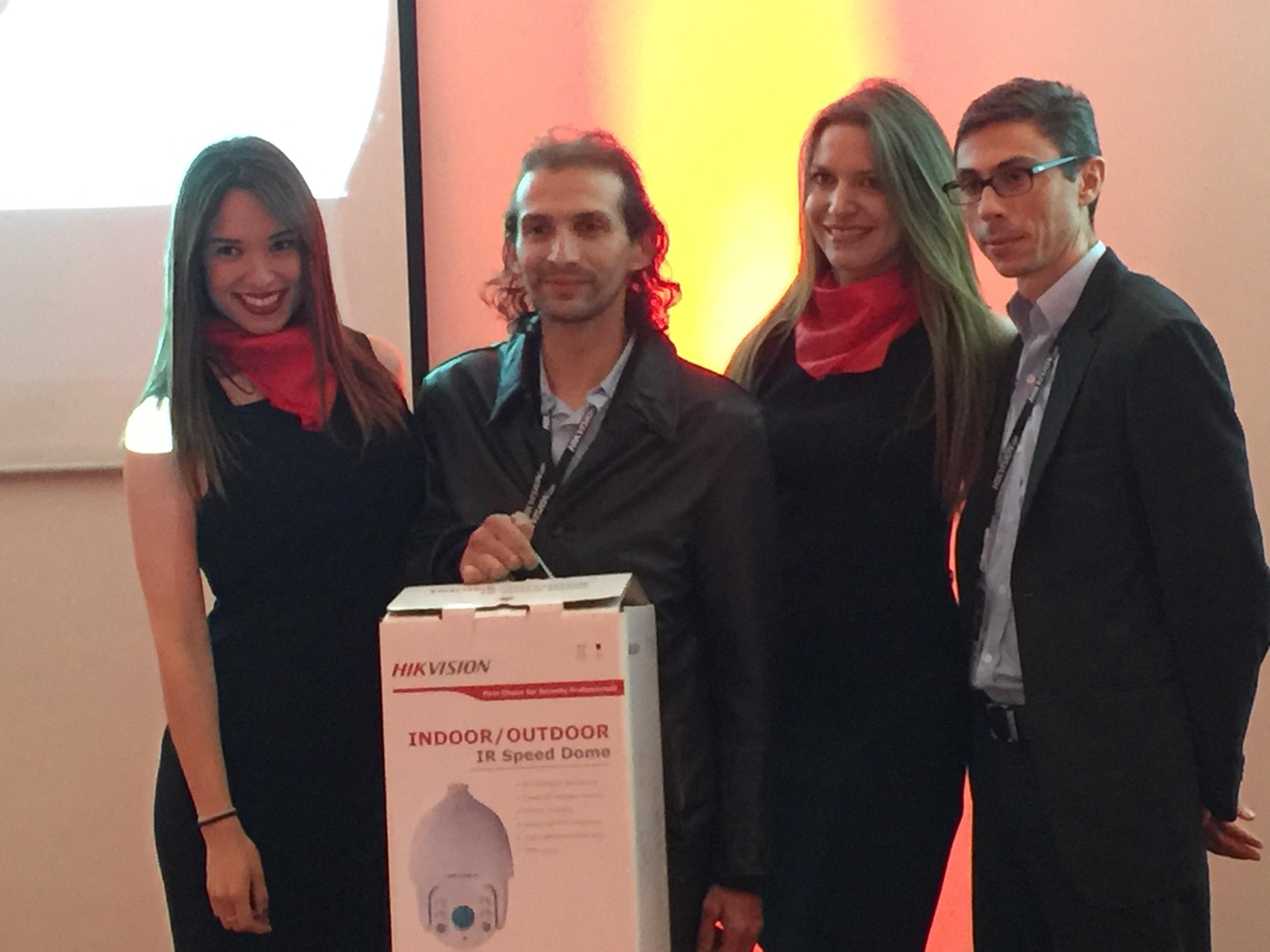 Hikvision Pro experience Bogota 2016 1