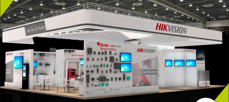 Stand Hikvision ESS 2