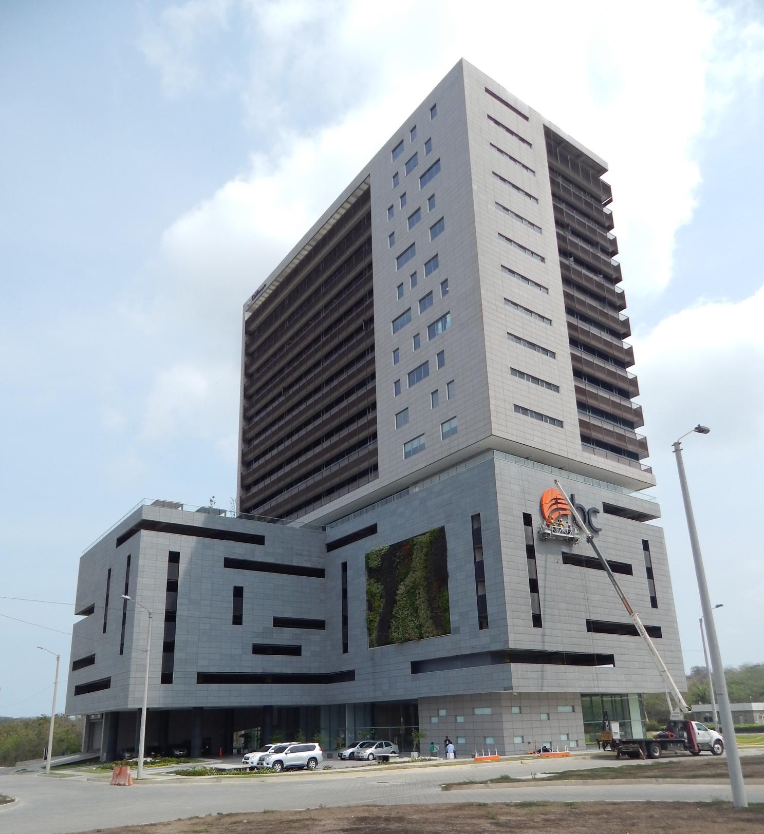 Edificio BC-Bogota