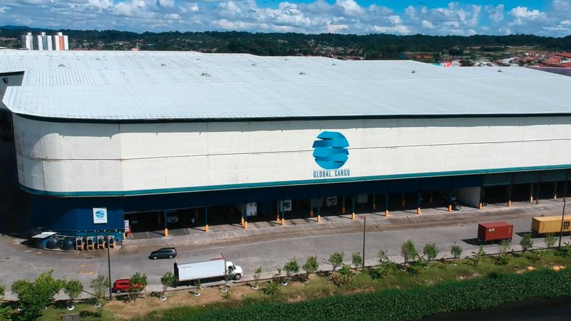 Global Cargo Panama Bodega Milestone 2