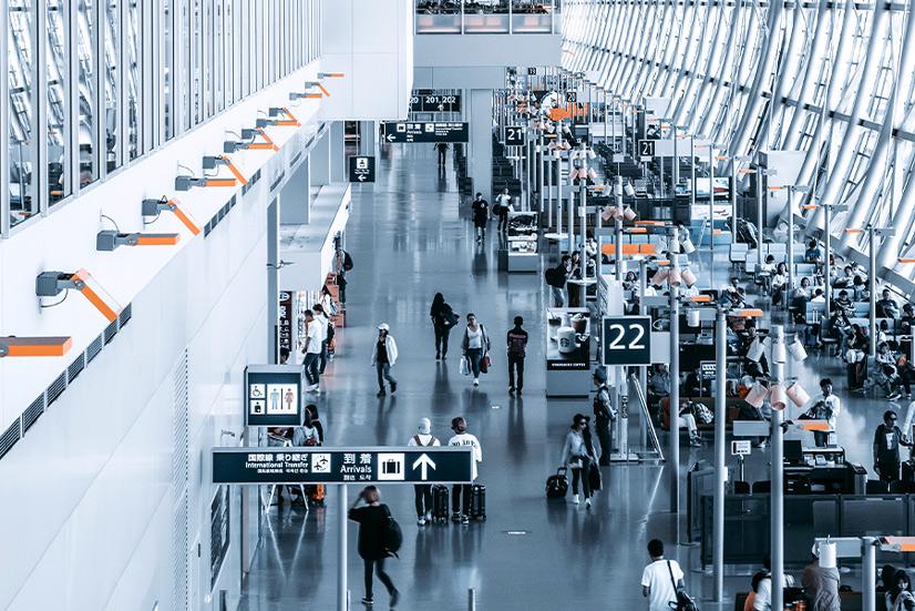 Motorola Solutions Desafíos del Transporte Aéreo en Post Pandemia 01