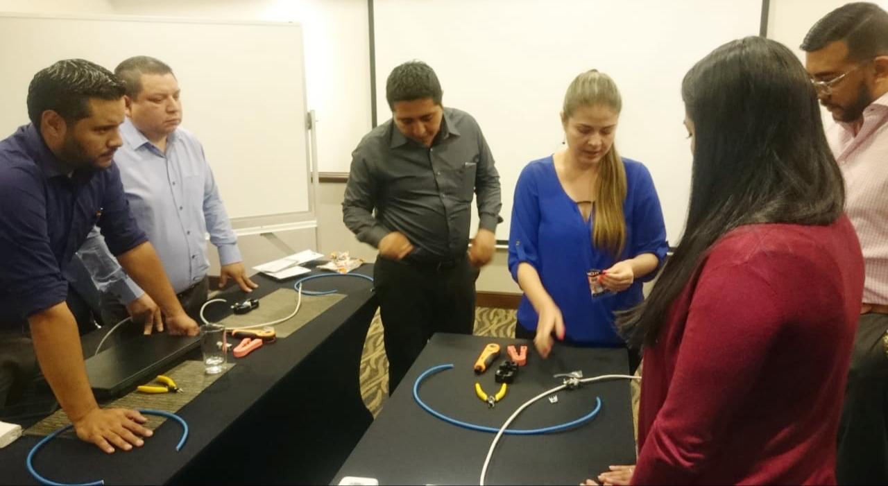I Encuentro y entrenamiento de actualizacion Nextt 3
