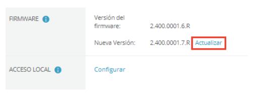 Actualizacion Firmware VUpoint P2P 2