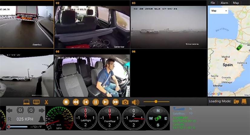 Scati Solucion de Video Inteligente Proceso Operativo 03