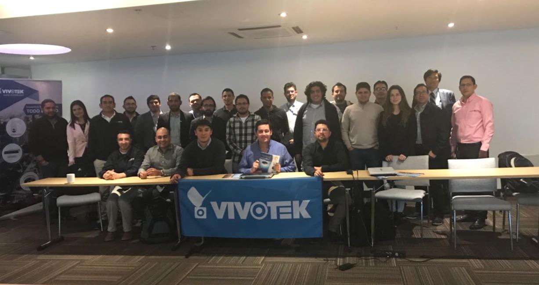 VEC VIVOTEK Bogota 2018 1