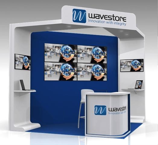Stand Wavestore 2015