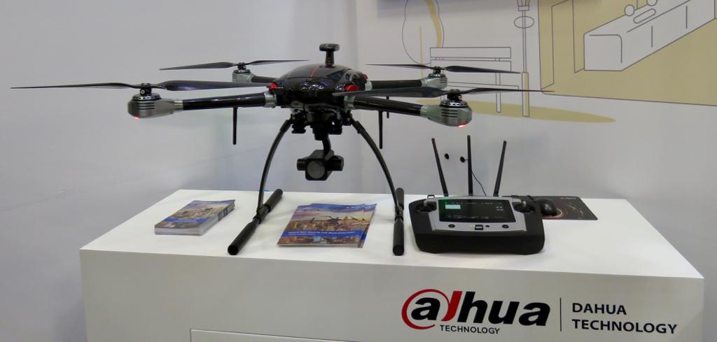 Dron Dahua