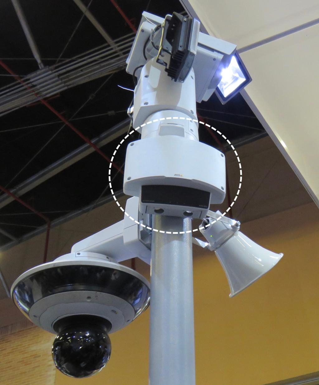 Radar AXIS D2050