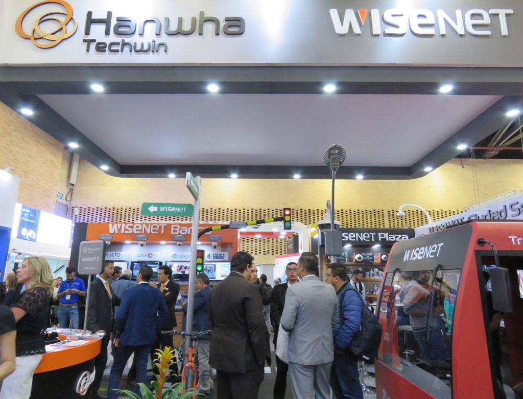 Stand Hanwha Techwin ESS 2018