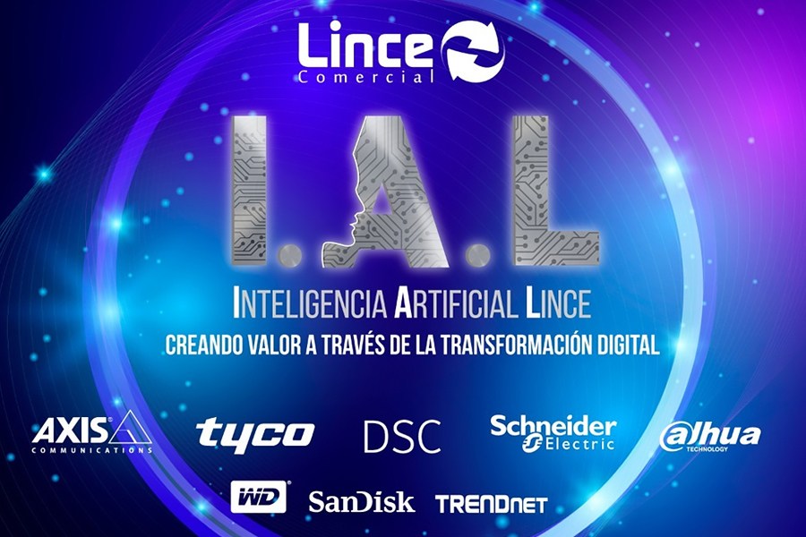 Inteligencia Artificial Lince