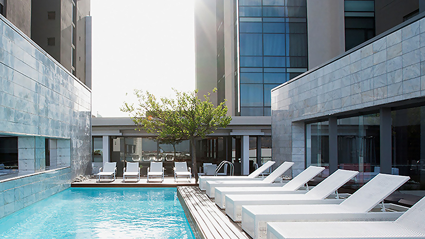 Bosch soluciones sector hotelero