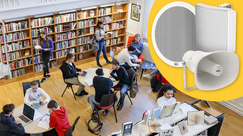 Sistemas Audio IP y Videovigilancia 05