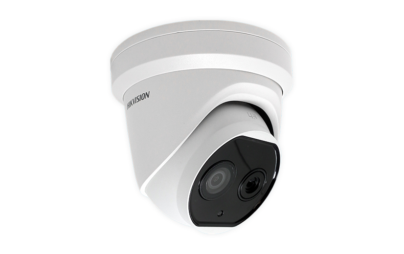 10 Camara Termica Hikvision DS 2TD1217B 6PA