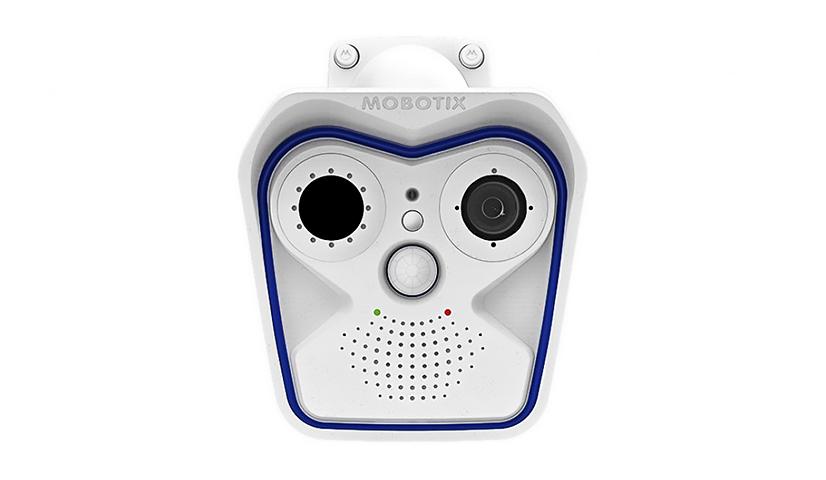 8 Camara termica Mobotix M16 Thermal