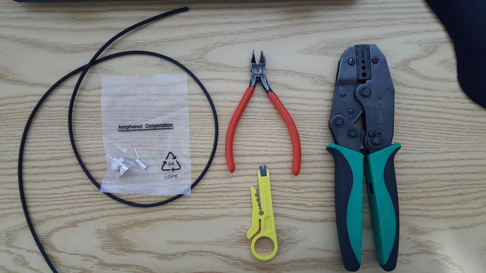 5 Herramientas para ponchado materiales