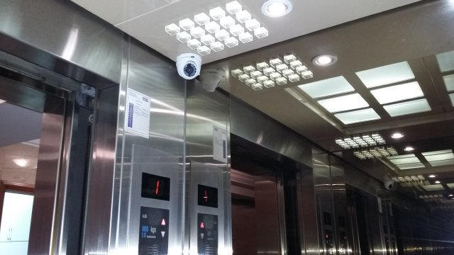 11 camara seguridad para ascensores hikvision nosteal