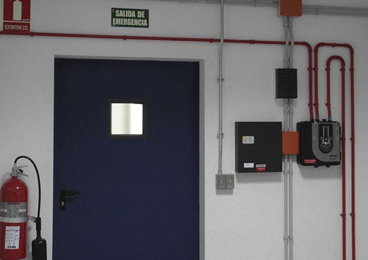5 sitema de aspiracion 2 con panel de alarma convensional