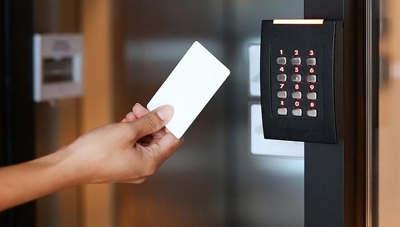 Tecnología Control de Acceso sin Contacto 03