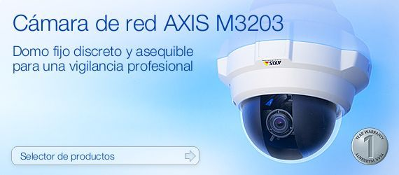 axis m3203