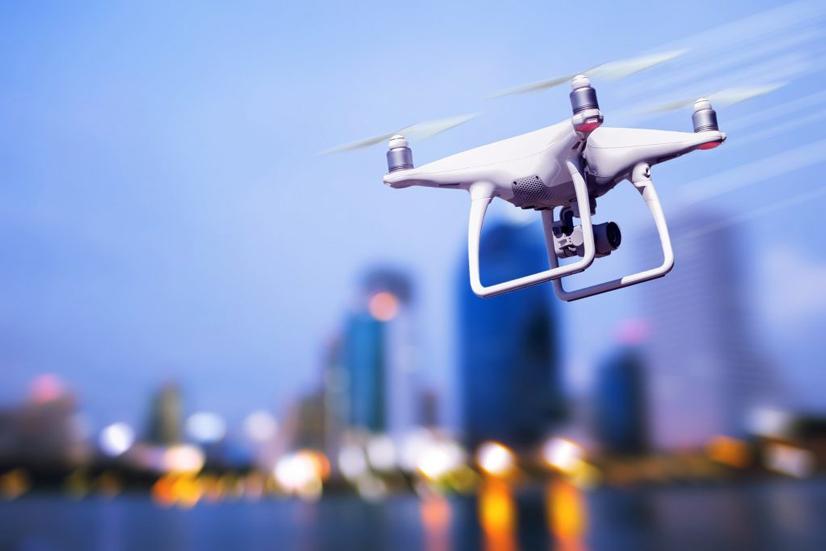 ISTC distribuye Phantom Jamming Drones 01