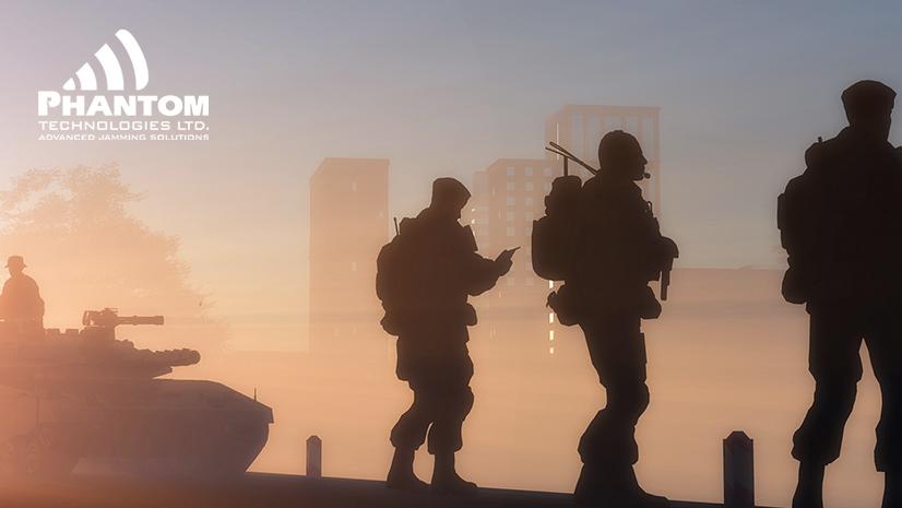ISTC distribuye Phantom Technologies militar