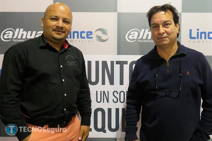 Carlos Enrique Brome Juan Ferrer Lince Dahua Medellin