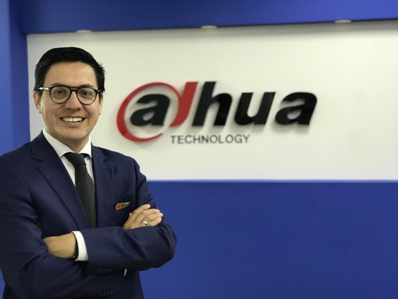 Dahua Technology Andres vargas