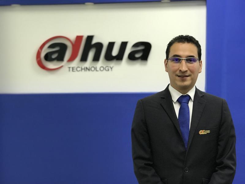 Dahua Technology Diego Cano