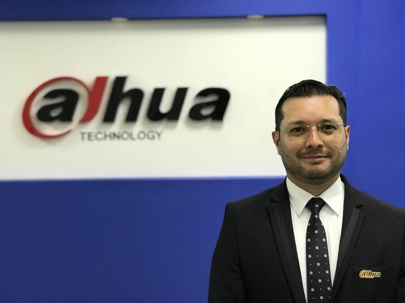 Dahua Technology Leonardo Caro